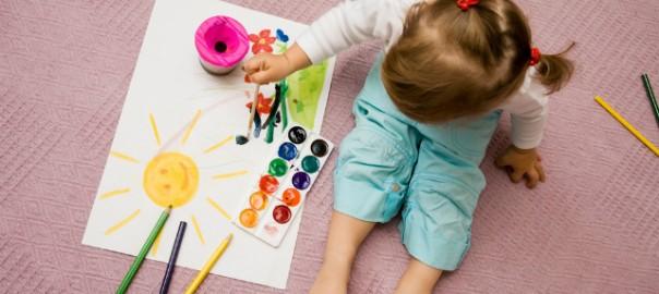 Aprenda lições de criatividade com crianças